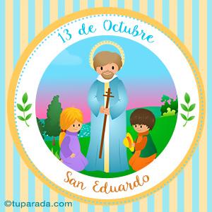 Día de San Eduardo, 13 de octubre