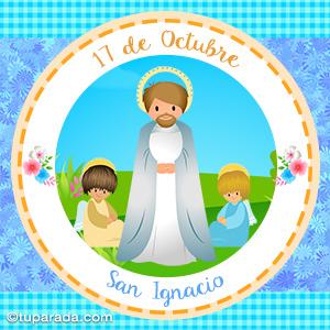 Día de San Ignacio, 17 de octubre