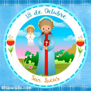Día de San Lucas, 18 de octubre