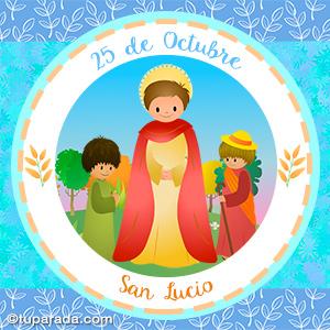 Día de San Lucio, 25 de octubre