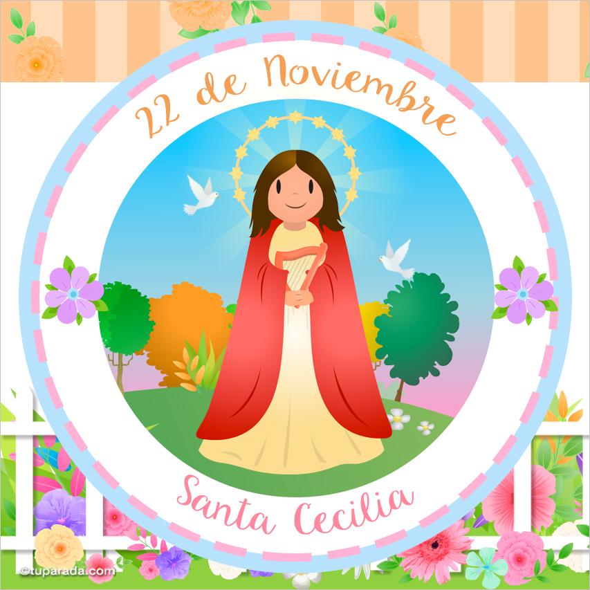 Ver fecha especial de Santa Cecilia, patrona de los músicos