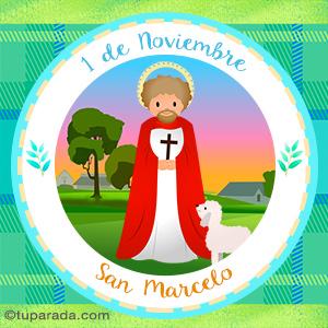 Día de San Marcelo, 1 de noviembre