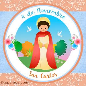 Día de San Carlos, 4 de noviembre