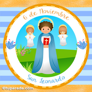 Día de San Leonardo, 6 de noviembre