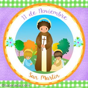 Día de San Martín, 11 de noviembre