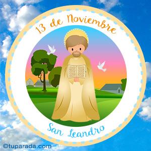 Día de San Leandro, 13 de noviembre