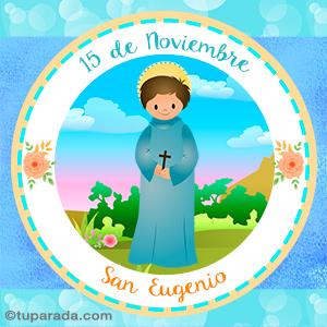 Día de San Eugenio, 15 de noviembre