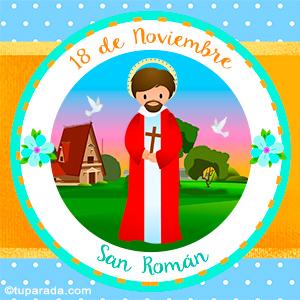 Día de San Román, 18 de noviembre
