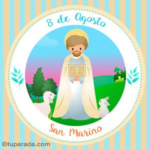 Día de San Marino, 8 de agosto