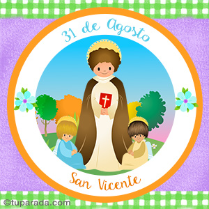 Día de San Vicente, 31 de agosto