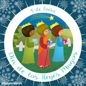 Tarjeta de El Santo del Día