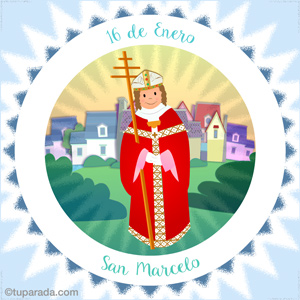 Día de San Marcelo, 16 de enero