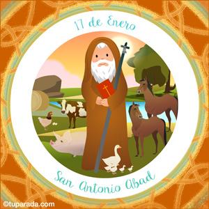 Día de San Antonio Abad, 17 de enero