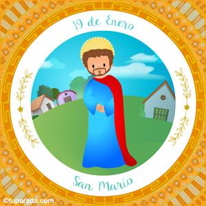 Día de San Mario, 19 de enero