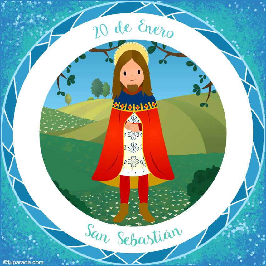 Ver fecha especial de Día de San Sebastián