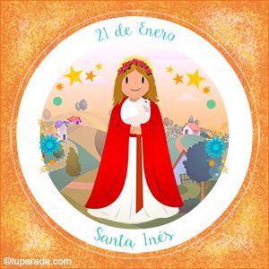 Día de Santa Inés, 21 de enero