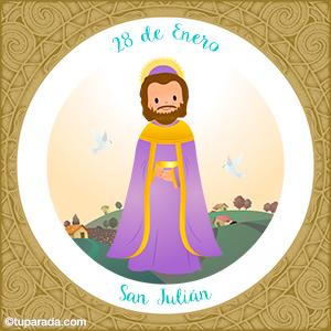 Día de San Julián, 28 de enero