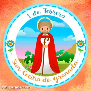 Día de San Cecilio, 1 de febrero