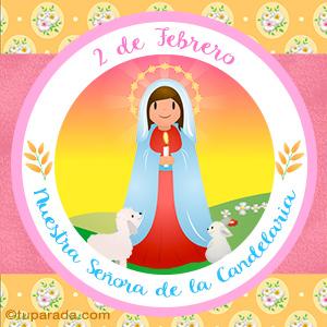 Día de Nuestra Señora de la Candelaria, 2 de febrero
