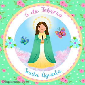 Día de Santa Águeda, 5 de febrero