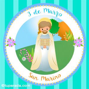 Día de San Marino, 3 de marzo