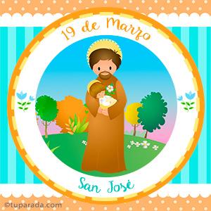 Día de San José, 19 de marzo