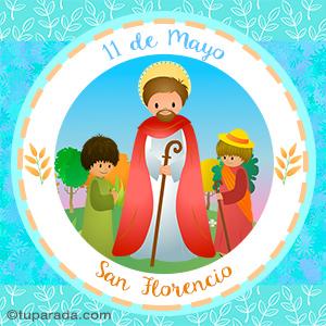 Día de San Florencio, 11 de mayo