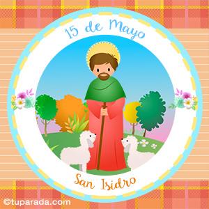 Día de San Isidro, 15 de mayo
