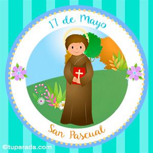 Día de San Pascual, 17 de mayo