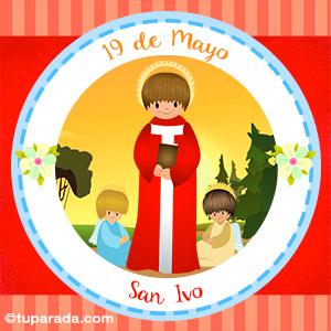 Día de San Ivo, 19 de mayo