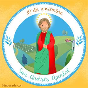 Día de San Andrés, 30 de noviembre