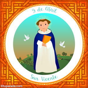 Día de San Vicente, 5 de abril