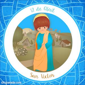 Día de San Víctor, 12 de abril