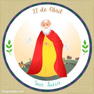 Día de San Lucio, 22 de abril
