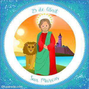Día de San Marcos, 25 de abril