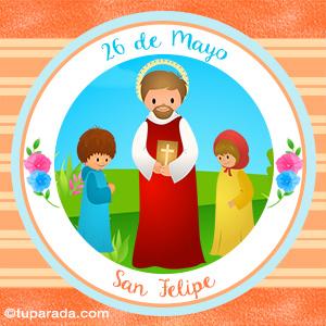 Día de San Felipe, 26 de mayo