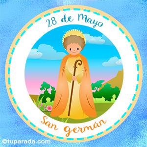 Día de San Germán, 28 de mayo