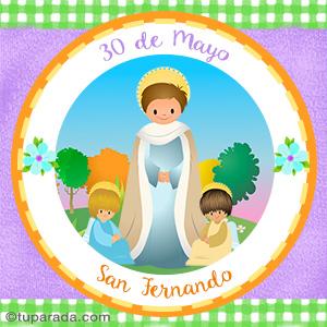 Día de San Fernando, 30 de mayo