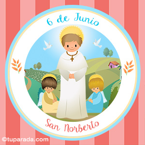 Día de San Norberto, 6 de junio