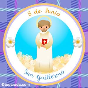 Día de San Guillermo, 8 de junio