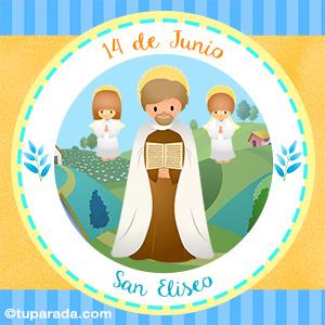 Día de San Eliseo, 14 de junio