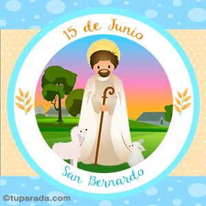 Día de San Bernardo, 15 de junio