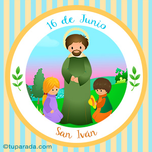 Día de San Iván, 16 de junio