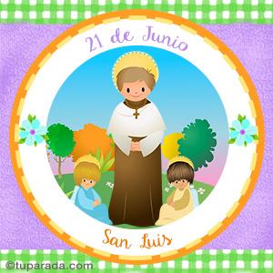 Día de San Luis, 21 de junio