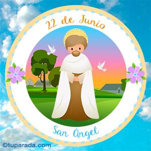 Día de San Ángel, 22 de junio