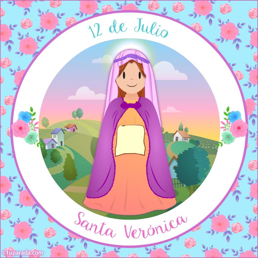 Ver fecha especial de Santa Verónica
