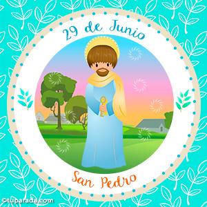 Día de San Pedro, 29 de junio
