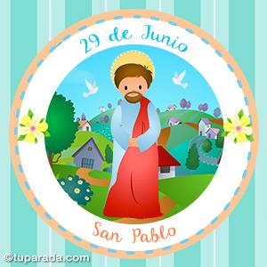 Día de San Pablo, 29 de junio