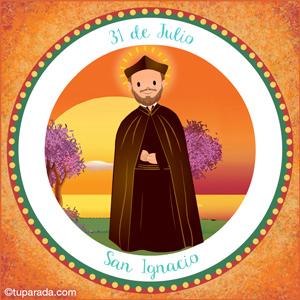 Día de San Ignacio, 31 de julio