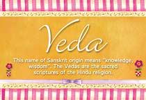 Name Veda